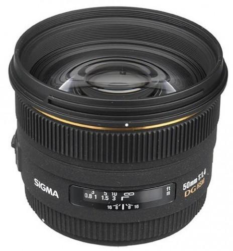 Sigma 50mm Lens