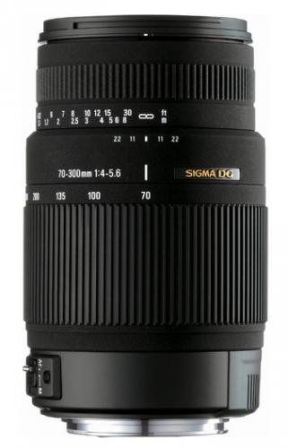 Sigma 70-300mm DG OS Lens