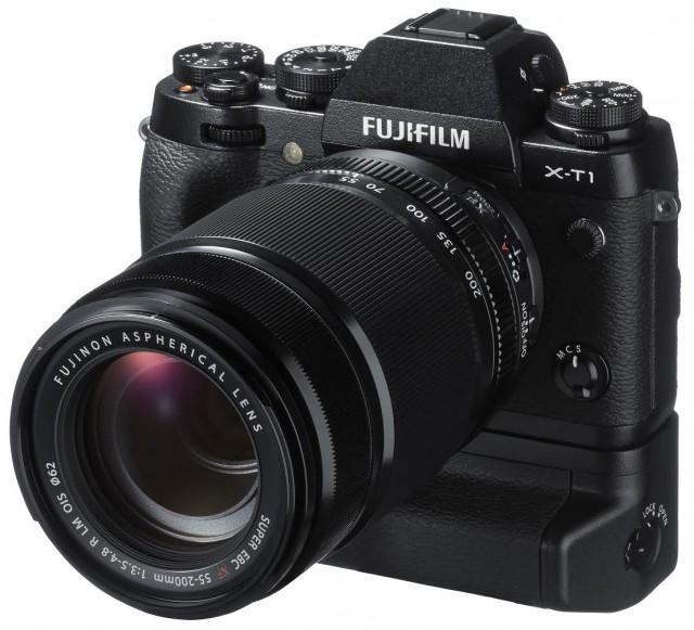 Fuji X-T1 Grip