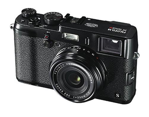 Fuji X100s Black
