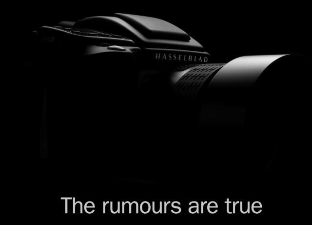 Hasselblad H5D-50 Medium Format Camera