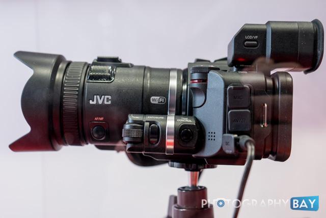 JVC 4K Camcorder-6