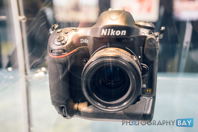 Nikon D4S-2
