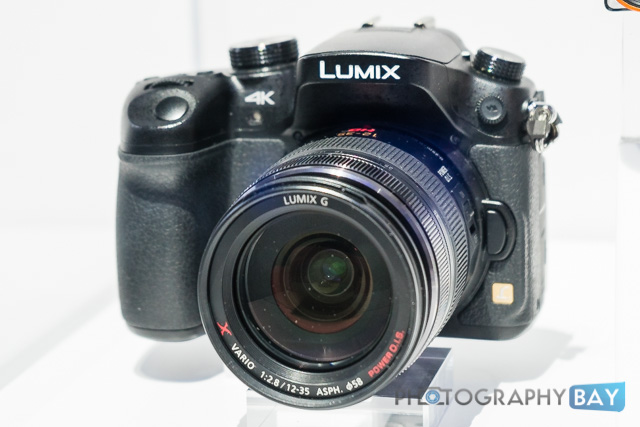 Panasonic 4K Lumix Camera
