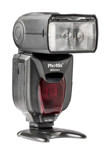 Phottix Mitros+ TTL Transceiver Flash