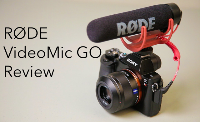 Rode VideoMic GO-2