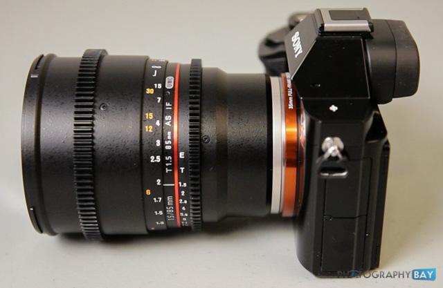 Sony A7R-2
