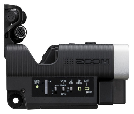 Zoom HQ4 Handy Video Recorder 4