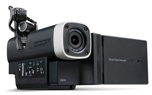 Zoom HQ4 Handy Video Recorder