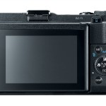 Canon PowerShot G1 X Mark II Back