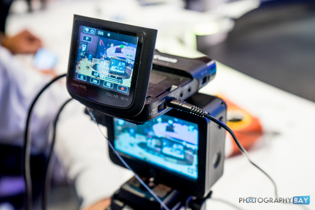 Canon's Vixia Mini X is a Compact Camcorder with Clean HDMI-Output