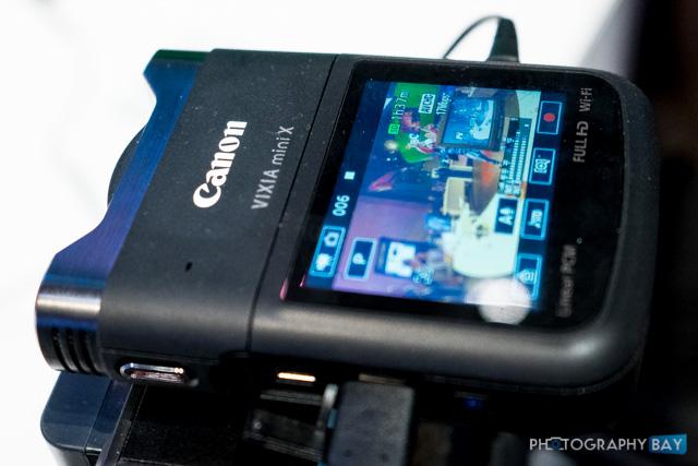Canon Vixia Mini X-5