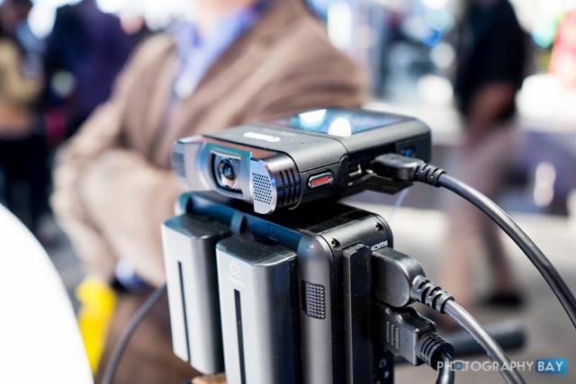 Canon Vixia Mini X-6