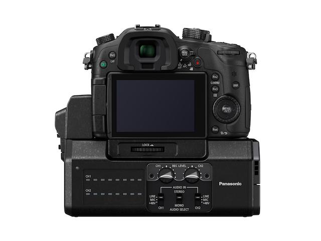 Panasonic G4K