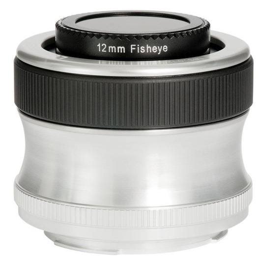 Lensbaby Scout with Fisheye