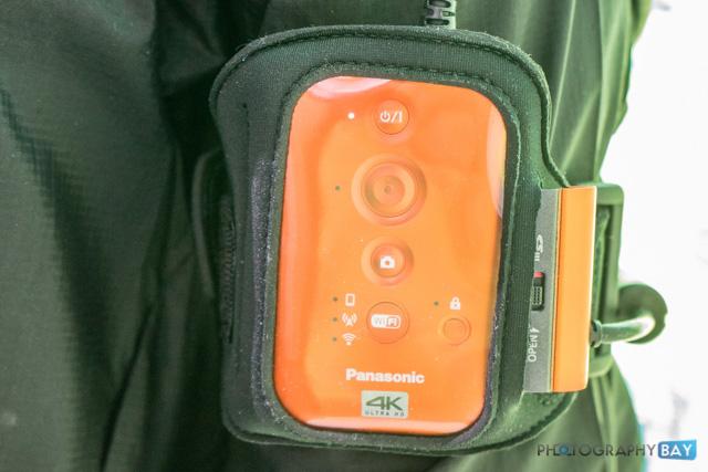 Panasonic 4K Wearable Cam-2