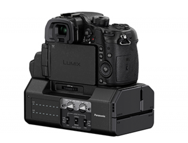 Panasonic GH4 Attachment