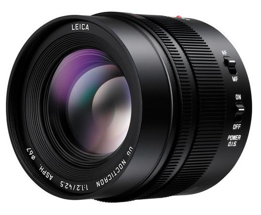 Panasonic Leica Nocticron 42.5mm