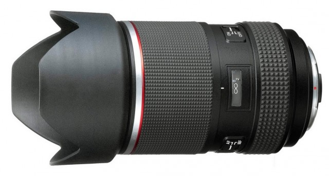 Pentax 645D Wide-angle Zoom Lens