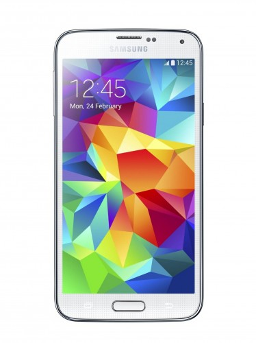 Samsung Galaxy S5 Front