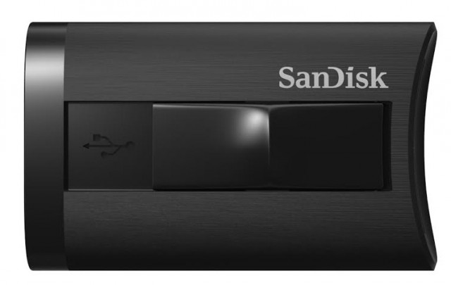 SanDisk UHS-II Card Reader