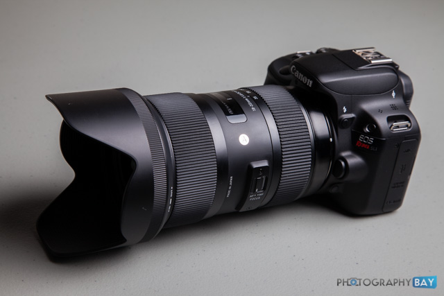 Sigma 18-35mm f/1.8 DC HSM Lens Review