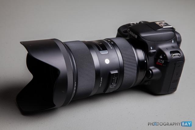 Sigma 18-35mm f1.8 Lens-5