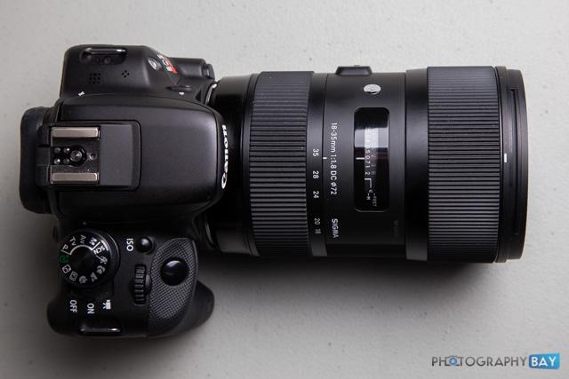 Sigma 18-35mm f1.8 Lens-9