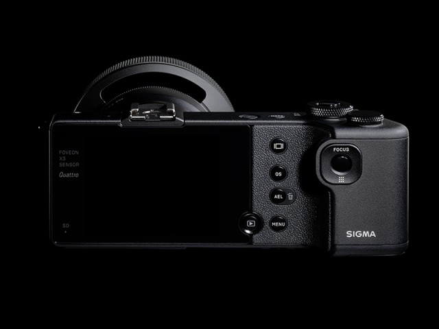 Sigma dp2 Quattro back