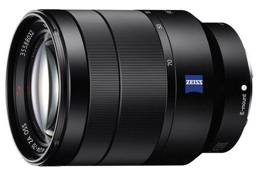 Sony 24-70mm f4 E-mount Lens