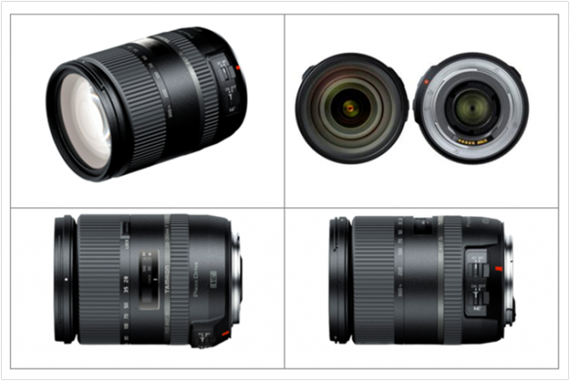 Tamron 28-300mm 2014 Model Views