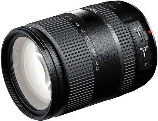 Tamron Announces 28-300mm f/3.5-6.3 DI VC PZD Lens for Full Frame ...