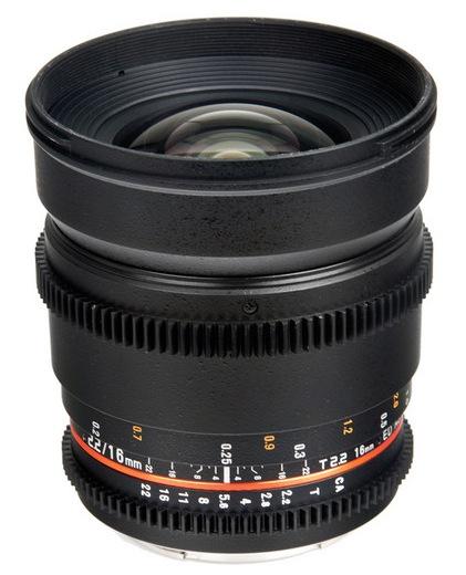 Bower 16mm