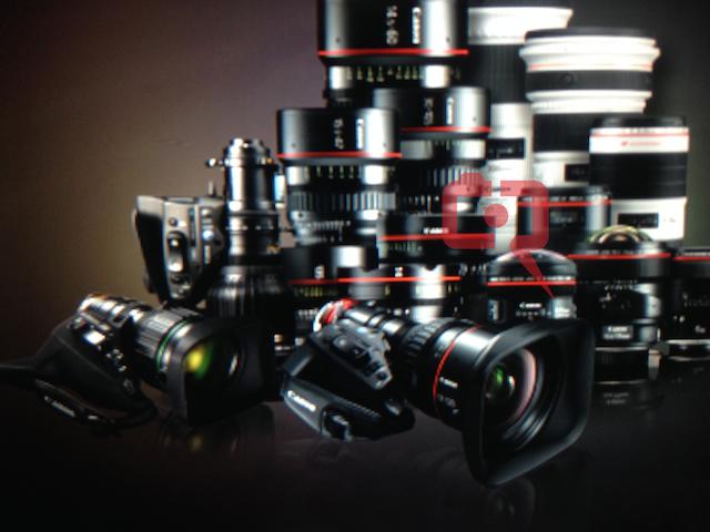 Canon Servo Zoom Cinema Lens