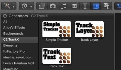 Coremelt TrackX