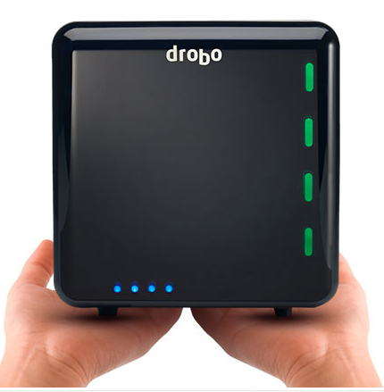 Drobo 4 Bay with USB 3