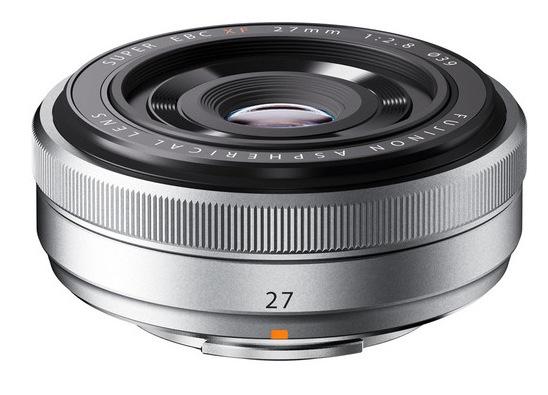 Fuji XF 27mm f2.8 Lens