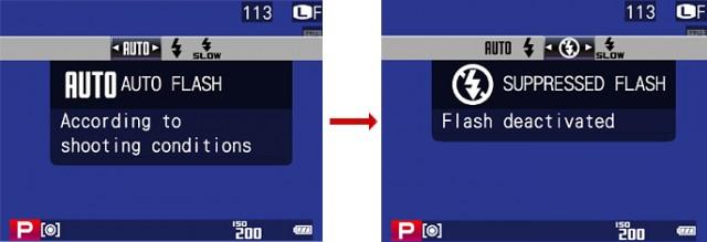 Fuji XQ1 Firmware 1.10 Update