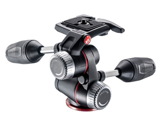 Manfrotto MHXPRO-3W 3-Way Pan Tilt Head