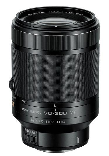 Nikon 1 70-300mm VR Lens