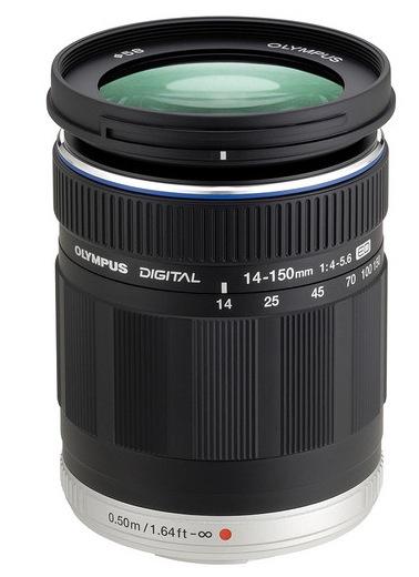 Olympus 14-150mm Lens