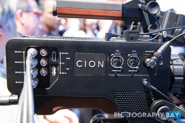 AJA 4K Production Camera-2