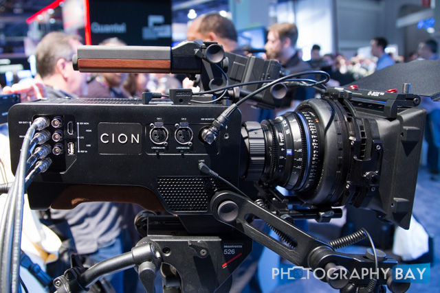 AJA 4K Production Camera