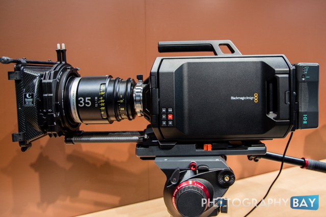 Blackmagic URSA-12