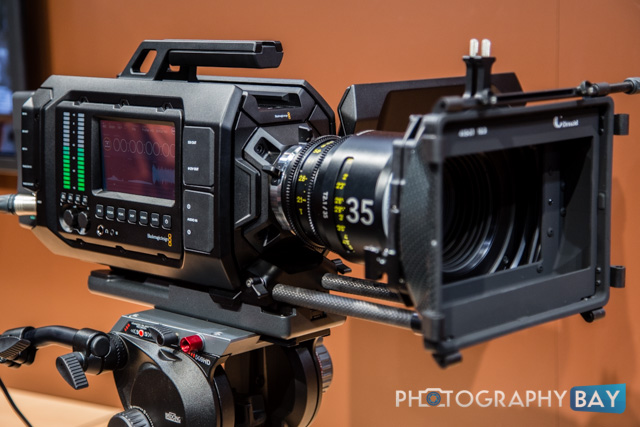 Blackmagic URSA-6