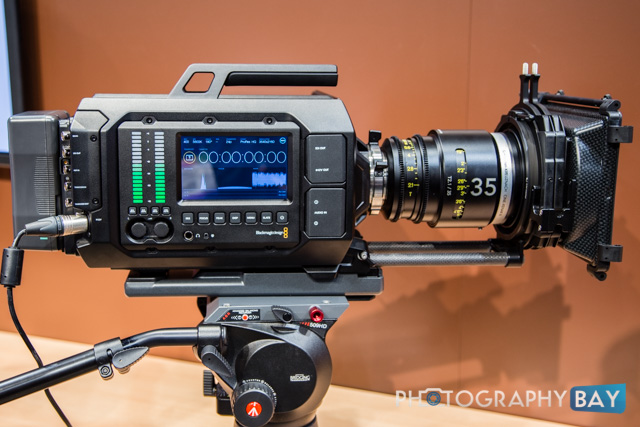 Blackmagic URSA-8