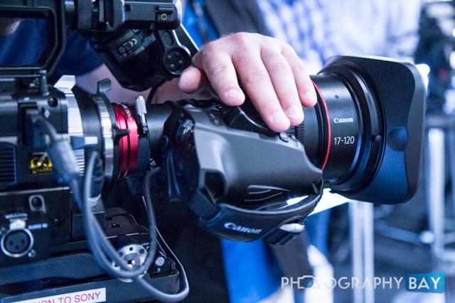 Canon CINE-SERVO Zoom Lens