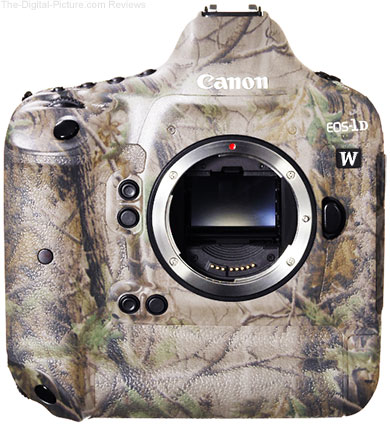 Canon EOS 1D W (Wildlife Edition) via The Digital Picture