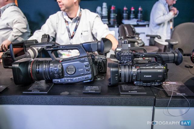 Canon XF205-3