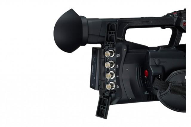 Canon XF205 Ports